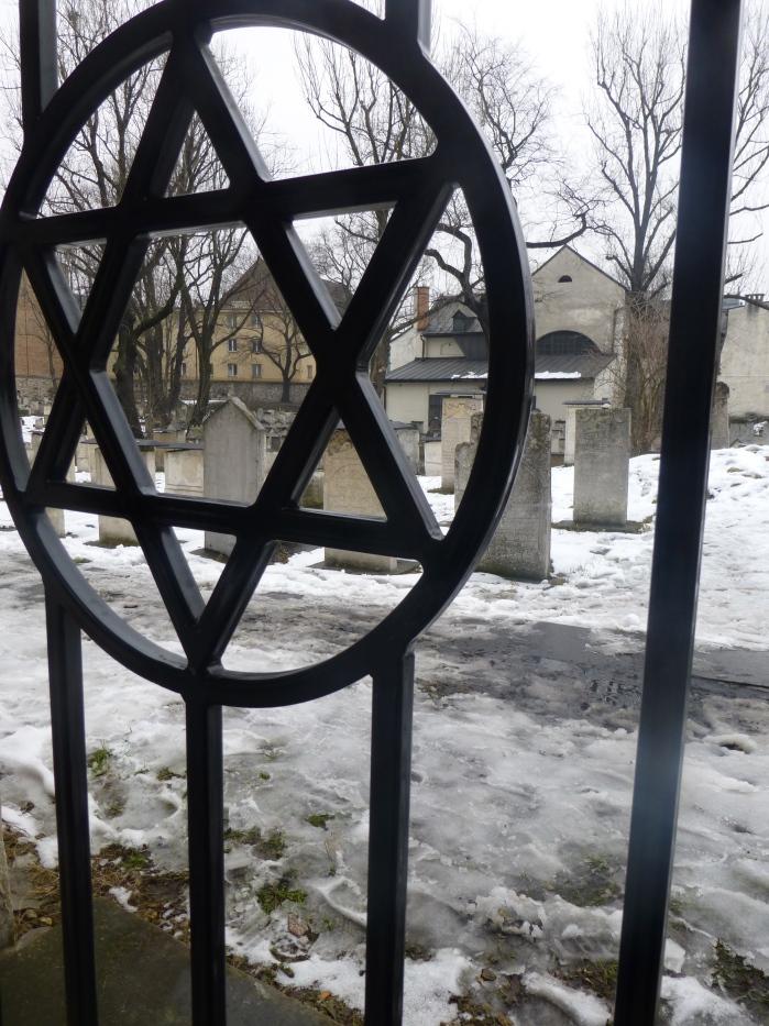 Historic Jewish Quarter.