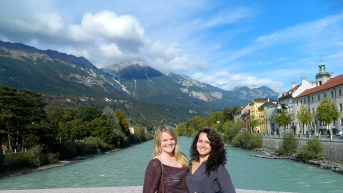 Amazing day trip to Innsbruck, Austria.